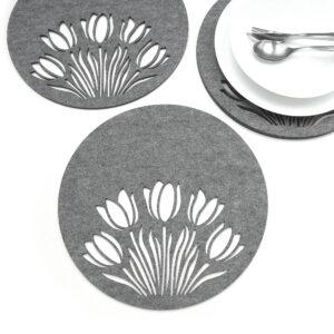 podkładki filcowe na stół